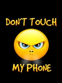 Dont Touch My Phone 001